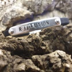 """Bracelet en liège """"revolution"""""""