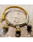 Bracelets avec pierres naturelles